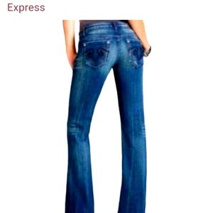 ReRock for Express Boot Jeans size 0R